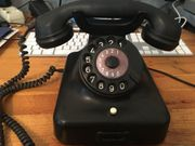 W48 Telefon aus Bakelit
