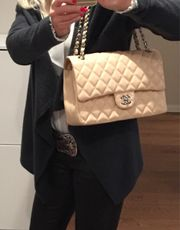 Chanel Tasche Double