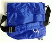 Blaue Umhängetasche Leptoptasche