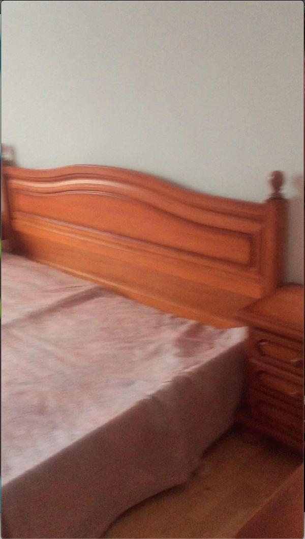 Klassisches Schlafzimmer Komplett Massivholz Sehr Gut Erhalten In