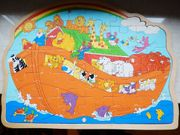 Holzpuzzle Arche Noah 29 Teile