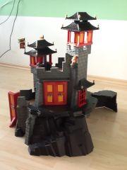 Lego Playmobil Asia Drachenburg 5479