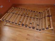Lattenrost aus Holz 100x200 cm