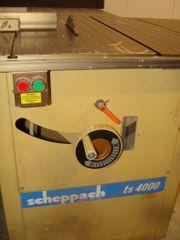 Scheppach Tischkreissäge ts4000