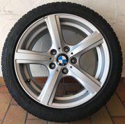 Original 17-Zoll BMW-Alufelgen mit Good