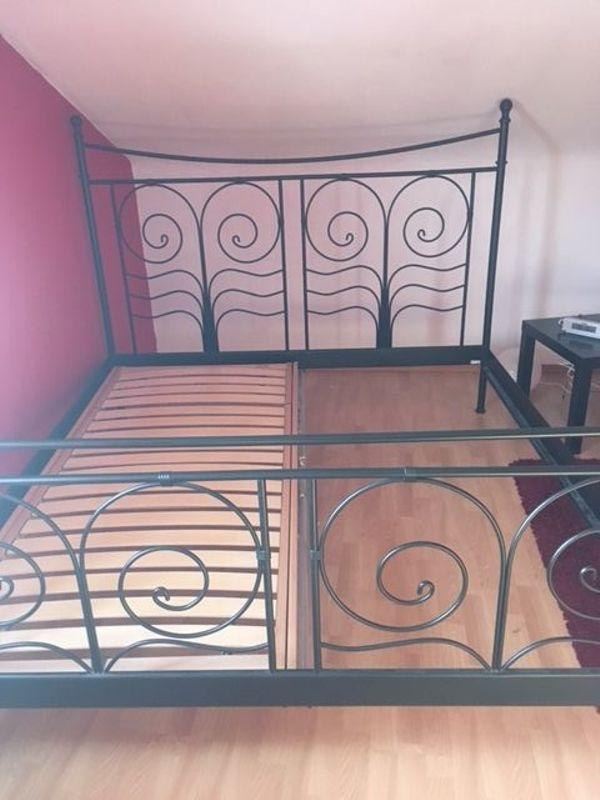 bett in schwarz ankauf und verkauf anzeigen finde den. Black Bedroom Furniture Sets. Home Design Ideas