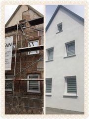 Malerarbeiten Gipserarbeiten Fassadenarbeiten WDVS Sanierung