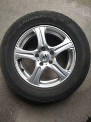 Hyundai Tucson Felgen mit Bereifung