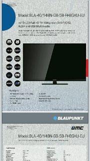 Blaupunkt TV zu