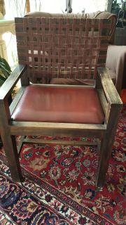 Stühle aus Tropenholz