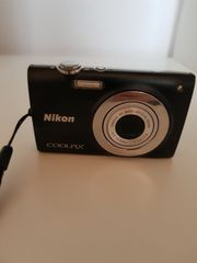 Nikon Coolpix S2500 Digitalkamera voll