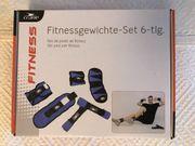 Fitnessgewichte-Set 6-tlg