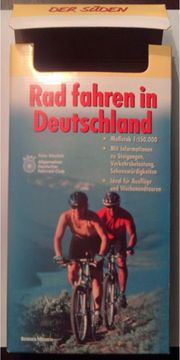 Fahrradkarten Deutschland
