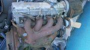 VOLVO Motor Benzin