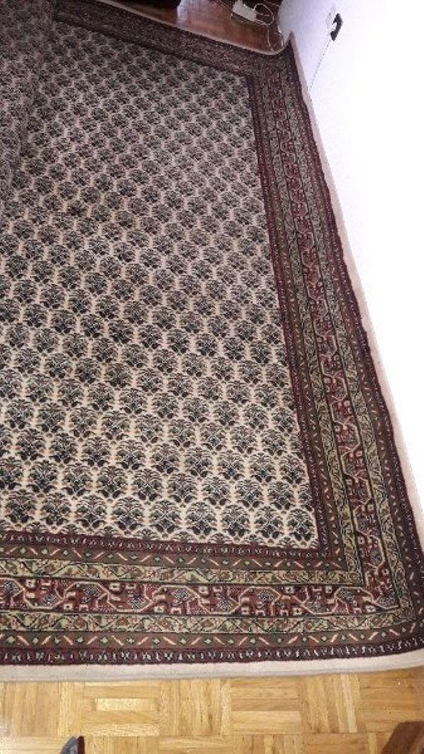 Original indischer grosser » Teppiche