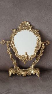 Kosmetikspiegel -Vintage filigran