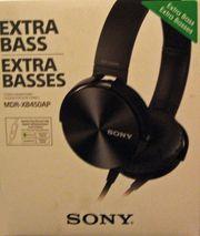 Sony Kopfhörer MDR-