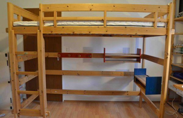Niedriges Etagenbett : Niedriges hochbett best sofa brostuhl fr