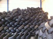 Reifen gebraucht Export
