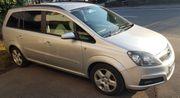 Opel Zafira 7 sitzer