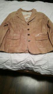 Echte Leder Jacke