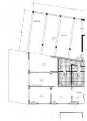 2000 qm Büroflächen und 500