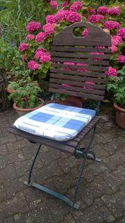 Gartenstühle rustikal
