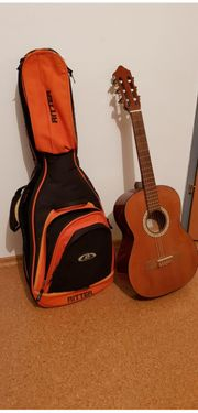 Gitarre Gittarentasche
