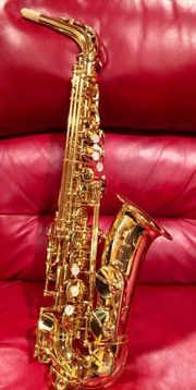 Yamaha YAS-82Z Alt Saxophon WIE