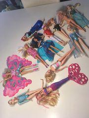 Barbie Puppen 12 Stück