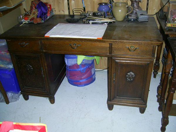 Schreibtisch Antik Günstig Gebraucht Kaufen Schreibtisch Antik