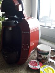 Bosch Tassimo Kaffee