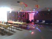 Partyraum Halle ca 130qm ca