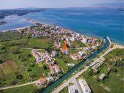 Kroatien Ferienwohnung Sandstrand Strandnahe