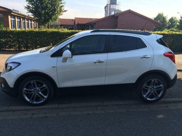 Opel Mokka 1 4 Turbo