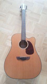 Akustik Western Gitarre
