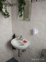Waschbecken Gästebad