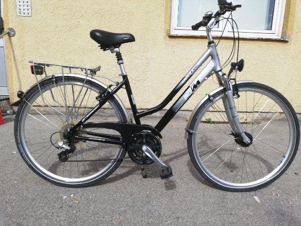 Bergamont Fahrrad Damen 28 Zoll