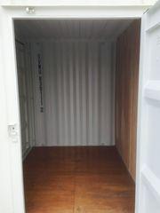 Lagerraum Möbellager Garage Container Selfstorage