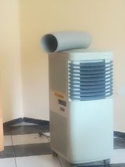Klimaanlage gegen 50ccm