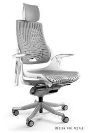 Bürostuhl Wau elastomer Grau