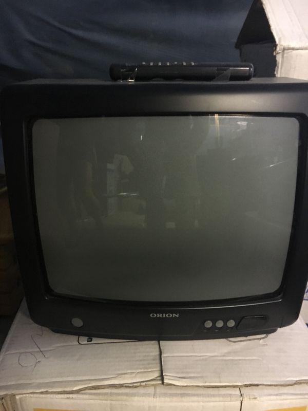 alter Röhren TV