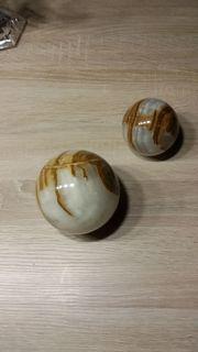 Alabasterkugeln