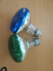 Glühlampe - Strahler