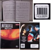 Gitarren Noten Buch Metallica Reload