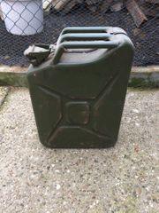 Bundeswehr Kanister 20 Liter