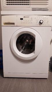 Waschmaschine Bauknecht Lingerie