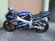 SUZUKI GSX 1000 R - Gebraucht