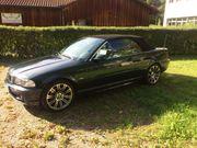 BMW 320 CI E46 Cabrio