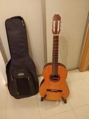 Sanchis Konzertgitarre